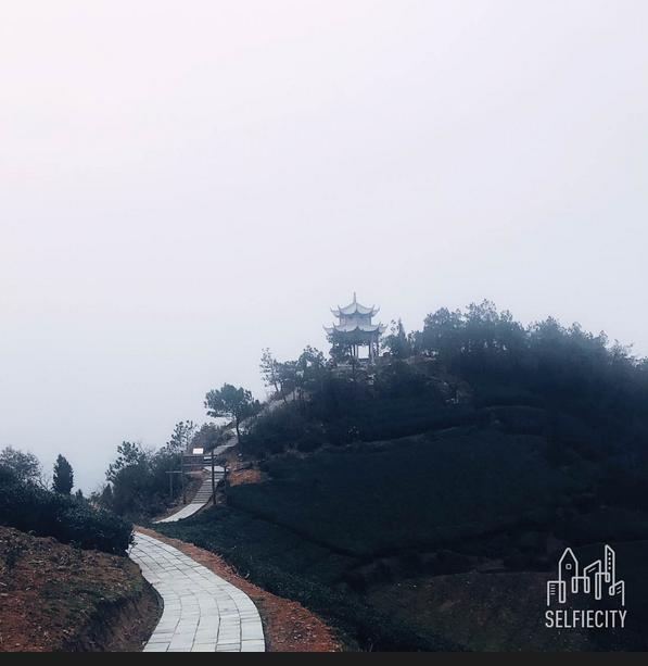 贵门乡休闲游步道