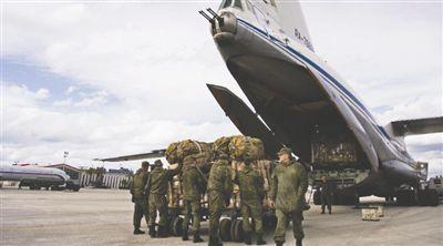 俄首批军队撤回 保留2处军事基地