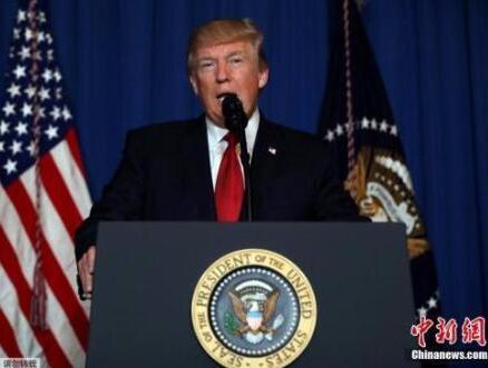 特朗普政府国安战略引波澜