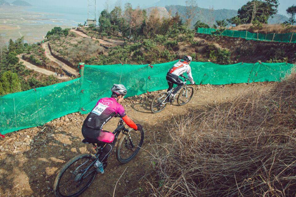 上��乡山地自行车邀请赛