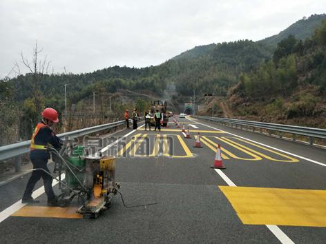 龙庆高速提速工程项目预计春运前可完成全线竣工验收