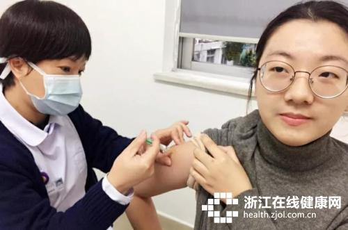 我省首批四价HPV疫苗供应到位,第一针开打