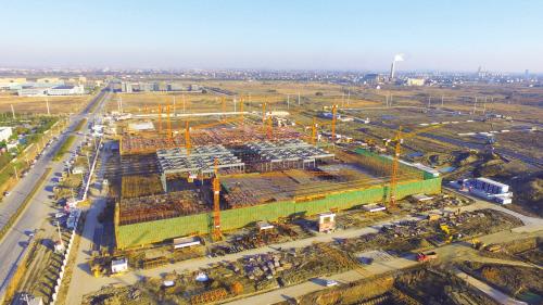 项目建设稳步推进