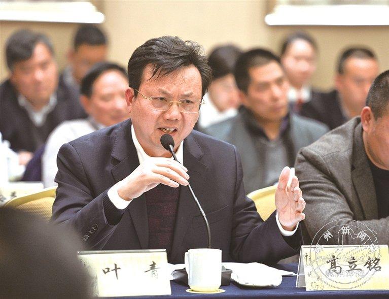 代表委员积极建言 热烈讨论