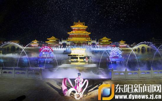 浙江之声副总监陈吾升:圆明新园里既有横店梦,更有中国梦