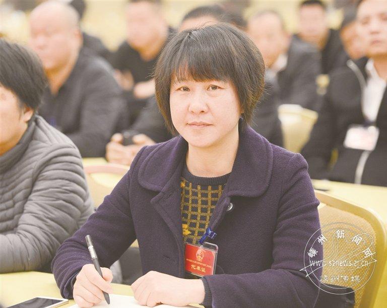张漫:提升改造旧住宅区 让群众有更多获得感
