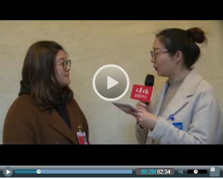 微访谈:金萍委员 区市场监管局餐饮监管科副科长