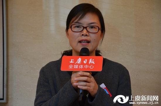 微访谈:叶枫委员 上虞妇幼保健院副主任医师