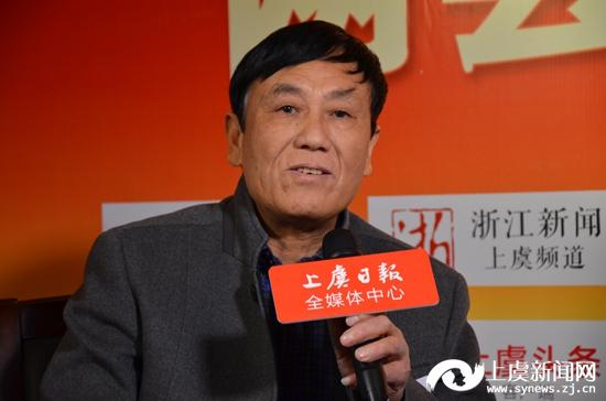 微访谈:张阿兴代表 上虞兴诚家俱有限公司董事长