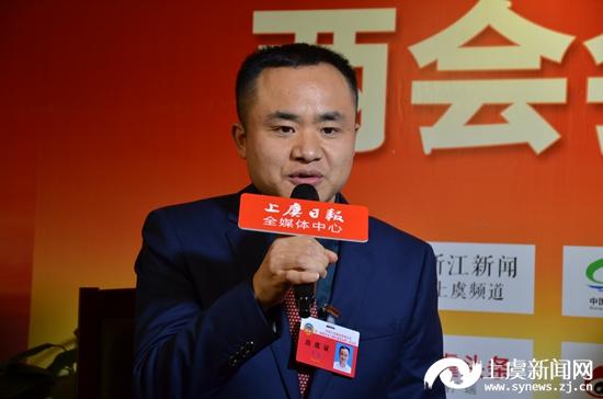 微访谈:李胜委员 浙江金盾控股集团有限公司办公室主任、人力资源部部长