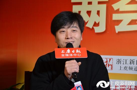 微访谈:王俏委员 上虞区温州商会副会长、浙江凯信光电科技有限公司