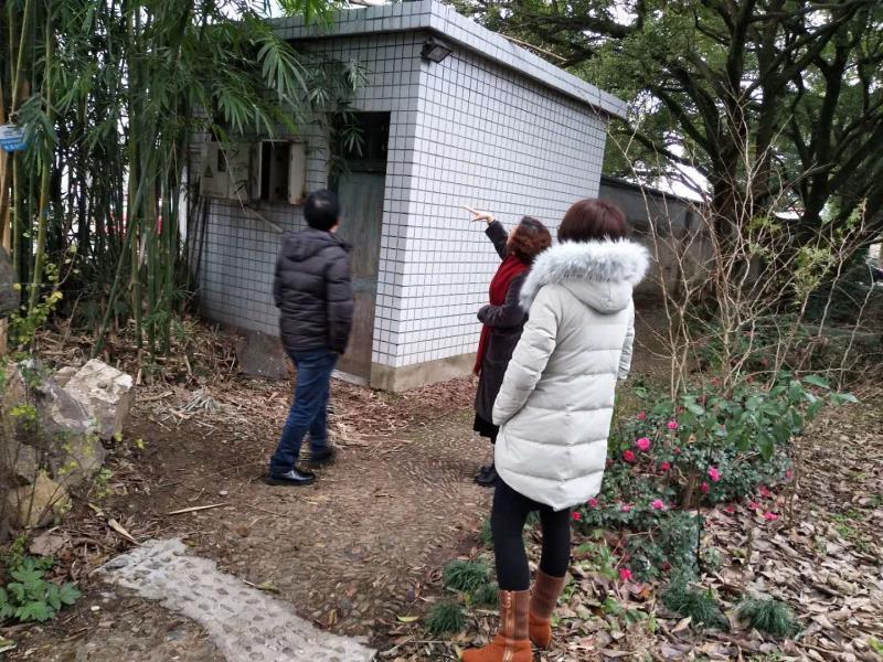 黄泽中学积极做好防范雨雪和防冻害等校园安全工作