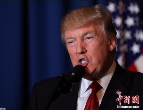 特朗普将发表上任后首份国情咨文