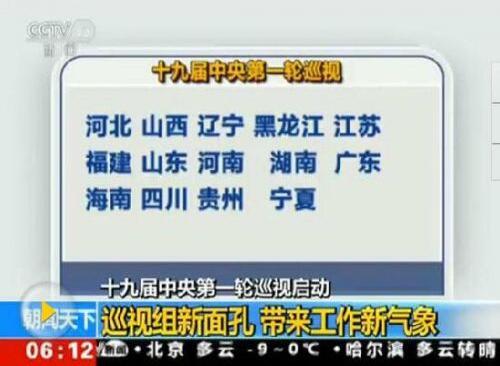 2018中国反腐开局五大亮点扫描