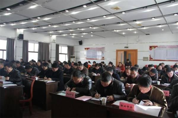 常山县召开创评省教育基本现代化县教育系统工作部署会