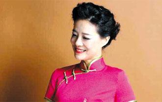 优雅旗袍,新春正确打开方式