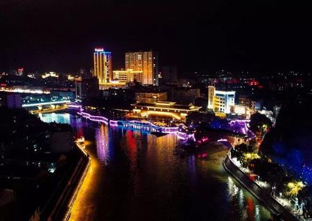 @庆元游子 菇乡的灯已点亮,为你照亮回家的路!