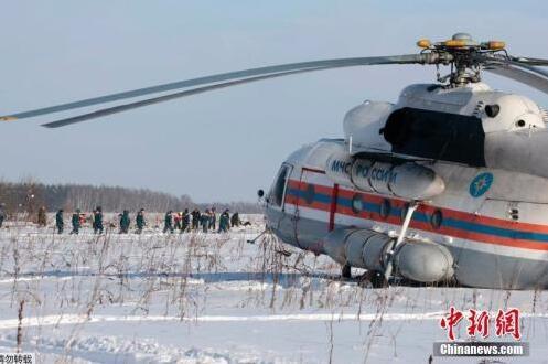 失事的安148客机黑匣子均被找到