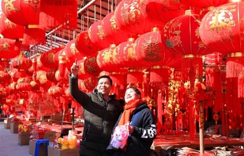 龙游:红红火火扮佳节