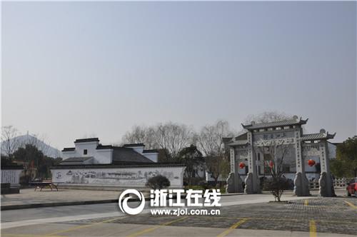 新春走基层丨再访上泗安 细听古村落的美丽新歌