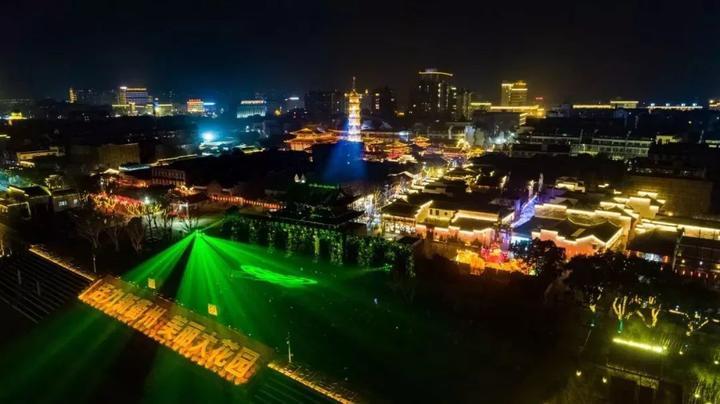 这个春节,衢州的县城夜色也是辣么迷人