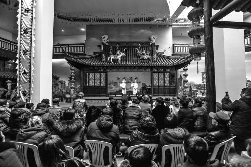 欢度新春佳节