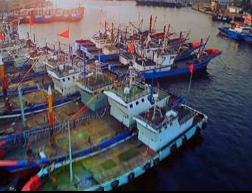列岛视线:百年渔场 红色记忆——听老党员口述历史