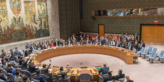 安理会通过叙利亚停火决议