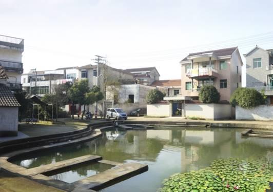 黄塘岭村:邻里和谐展新风