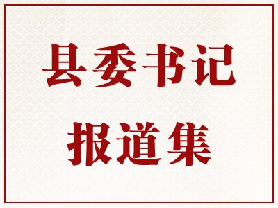 县委书记专栏