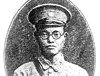 钟鼓:海陆丰革命中另一位嵊籍农军指挥员