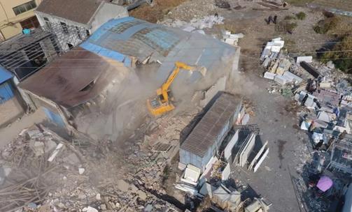 台州市督查组对玉环老旧工业点改造开展督查