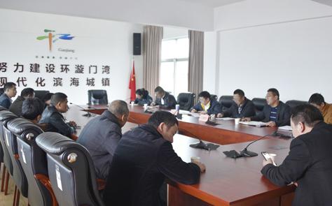 干江:召开老旧工业点改造企业座谈会