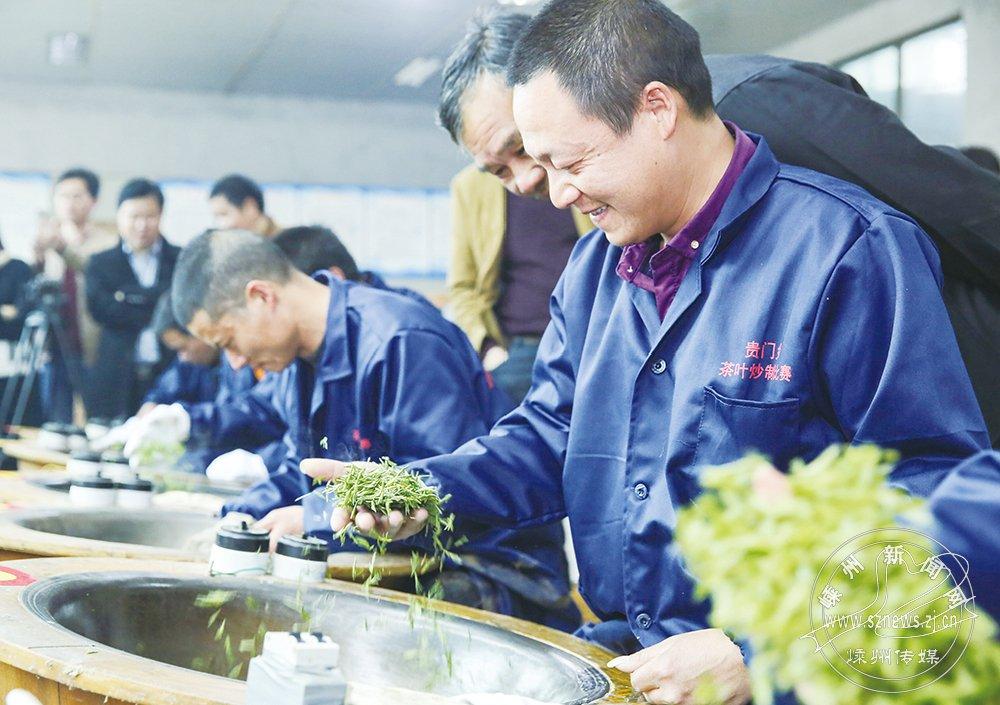 弘扬传统制茶工艺