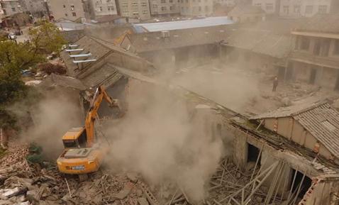 集中拆违17万平方米 玉环:加紧老旧工业点改造提升
