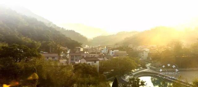 毫岭村:生态美景入画来