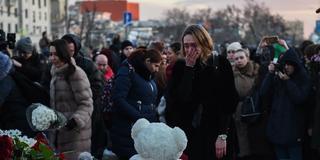 俄将28日定哀悼日悼念火灾遇难者