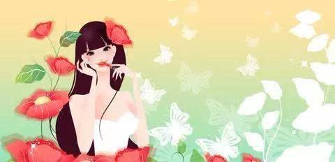 女人常吃花,身体魅如花