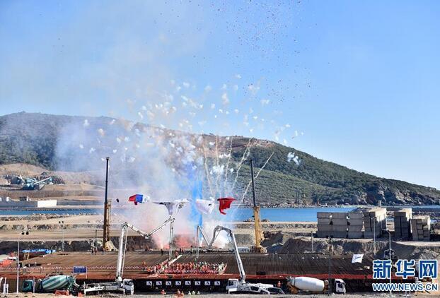 土耳其首座核电站破土动工
