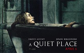 《寂静之地》登顶北美周末票房榜