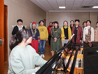 县文化馆春季免费培训班