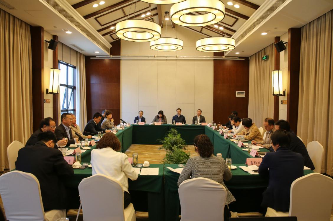 中国作协在浙江安吉召开部分省市调研座谈会<br>开创新时代作协工作和文学事业发展新局面