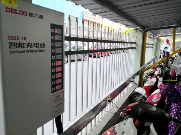 玉环:方便安全的充电桩太受欢迎 部分存在问题也亟待解决