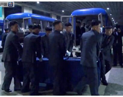 遇难中国游客遗体和伤员送返国内