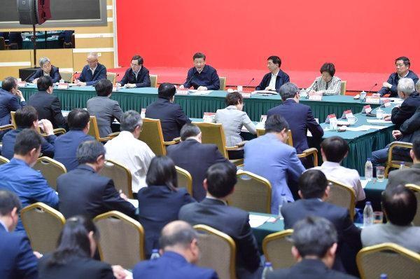 习近平:努力建设中国特色世界...