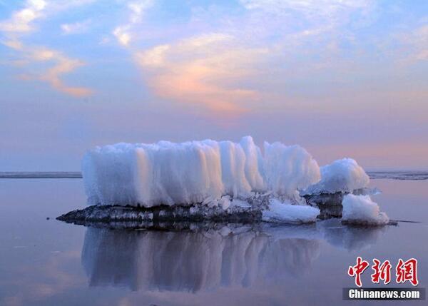 中俄最大界湖兴凯湖