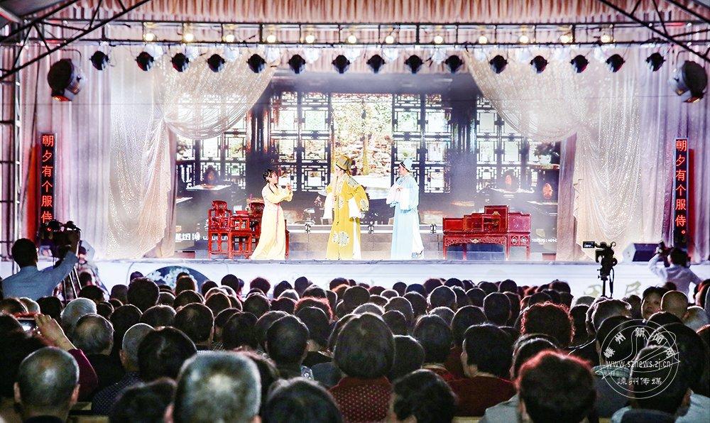 民营越剧团大展演活动圆满结束