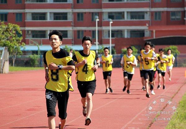 5646名考生参加体育中考