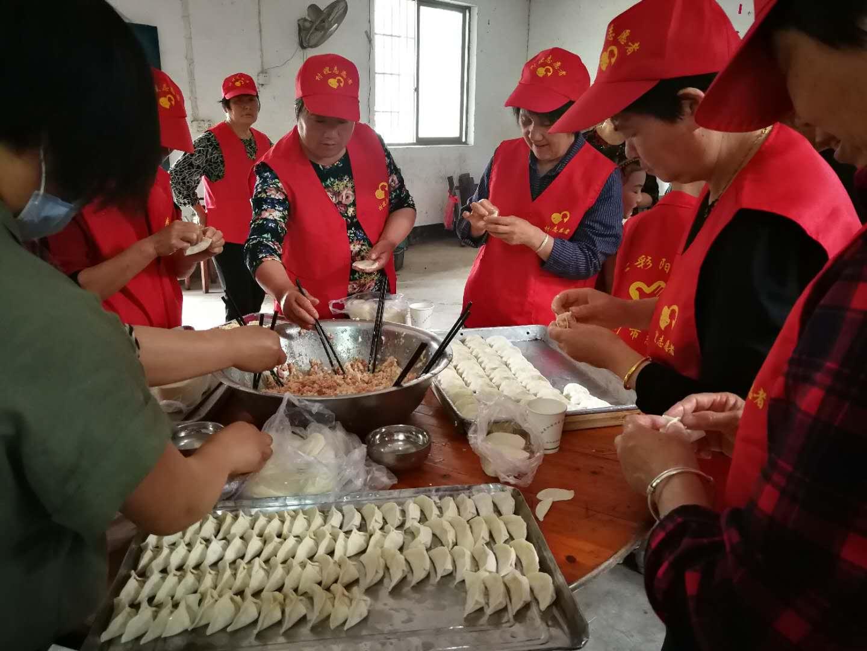 崇仁镇妇联v小学开展尊老爱幼母亲节公益活动段家小学矿区背图片