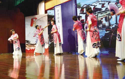 """第十一届""""月河之韵""""文化节同步启幕"""